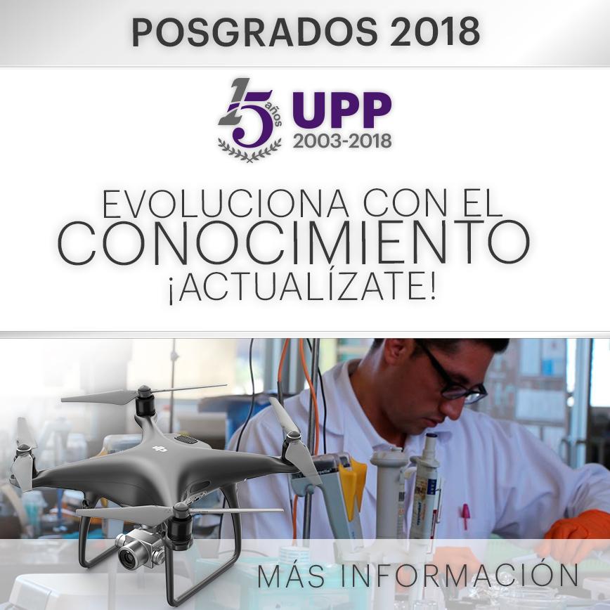 Posgrados UPP
