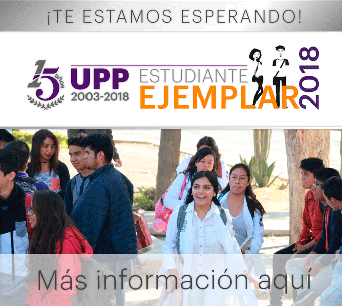 Estudiante ejemplar 2018